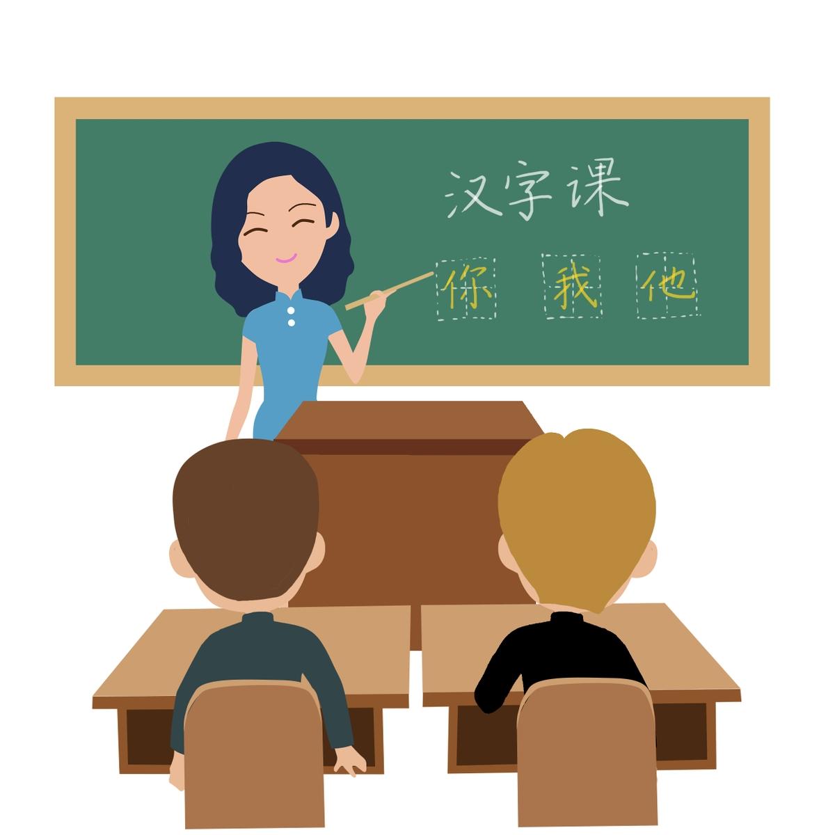Lớp học trực tuyến - Tiếng Trung